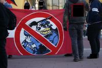 Gegen Polizeigewalt
