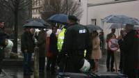 Polizei schützt RechtspopulistInnen